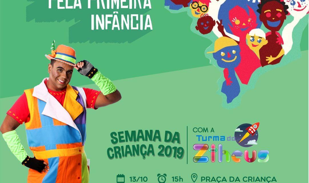 Espetáculo infantil em celebração pelo Dia das Crianças em Caruaru neste domingo (13)