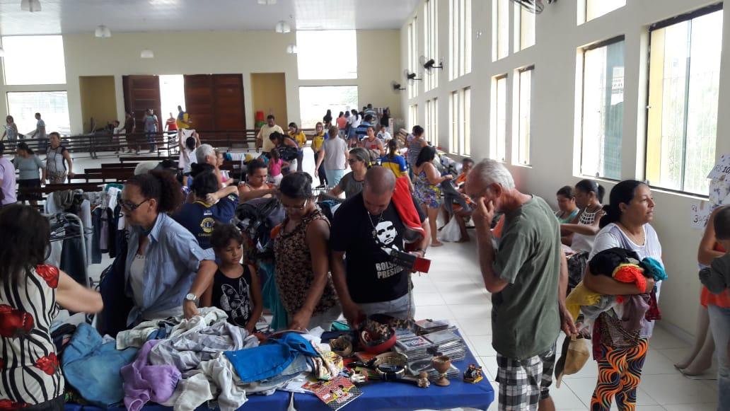 Lions Caruaru realiza segundo bazar solidário neste sábado (19)