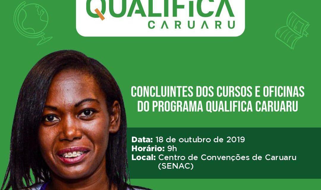 Qualifica Caruaru forma mais 14 turmas de oficinas profissionalizantes
