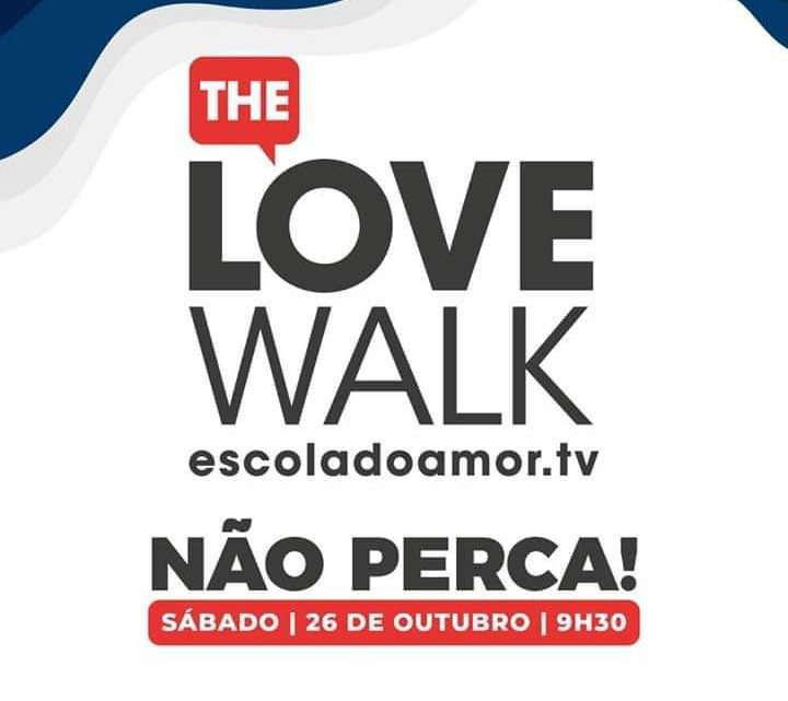 Caminhada do Amor será realizada em Caruaru neste sábado (26)