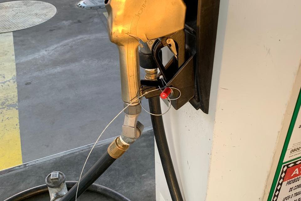 Fiscalização em postos de combustíveis de Garanhuns é realizada pela diretoria de Operações Especiais da Secretaria da Fazenda-PE