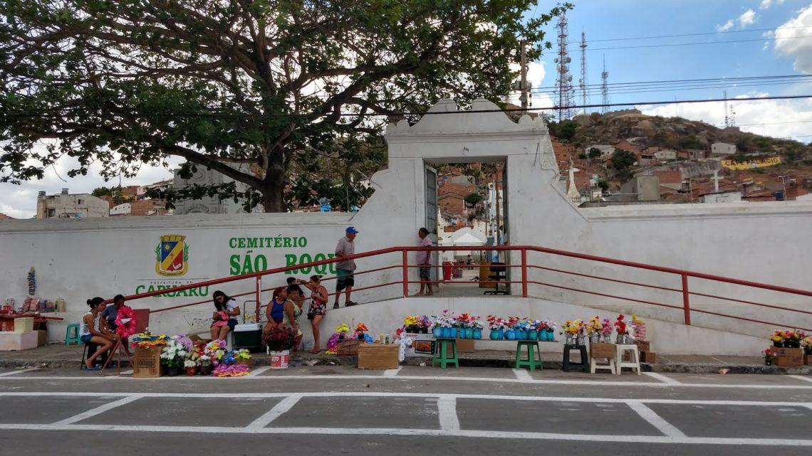 Tudo pronto nos 21 cemitérios públicos de Caruaru para o feriado de Finados