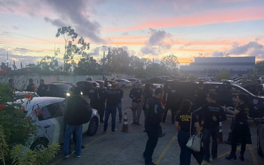 Polícia Civil deflagra operação em Caruaru para desarticular organizações criminosas