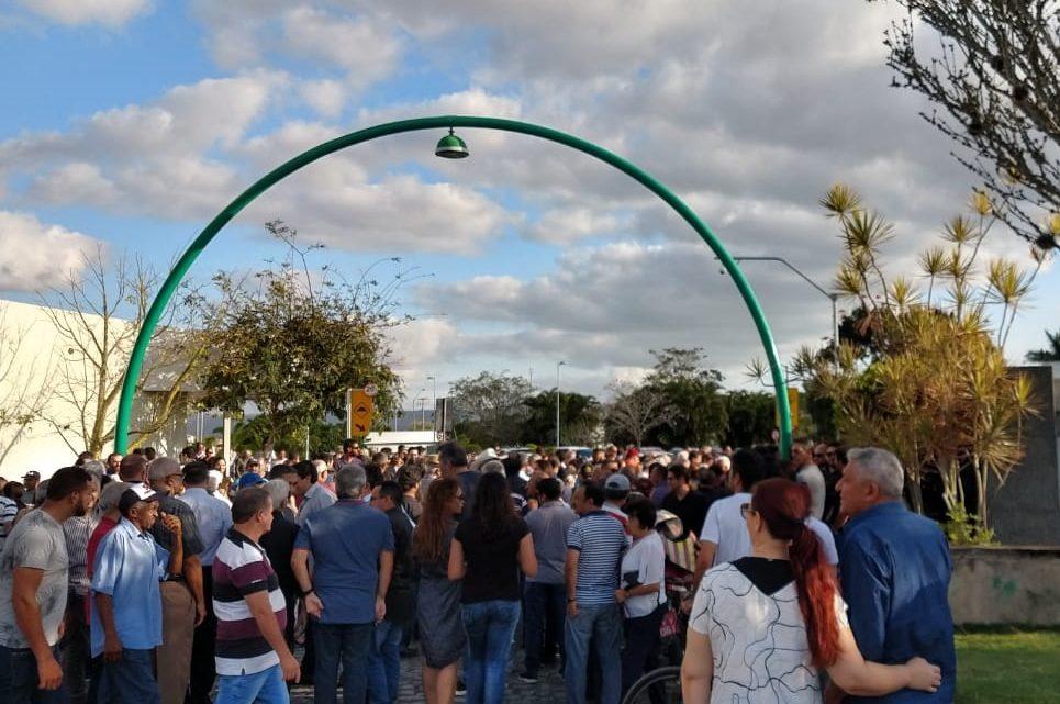 Sepultado em Caruaru corpo do empresário Luiz Lacerda