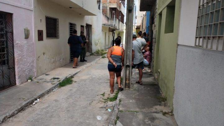 PM prende em flagrante suspeito de matar o próprio irmão em Caruaru