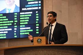 Deputado Erick Lessa garante emenda de R$ 200 mil para o ICIA