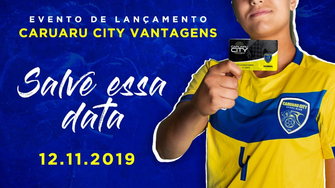 Caruaru City apresenta planejamento visando ser o maior clube do interior em cinco anos