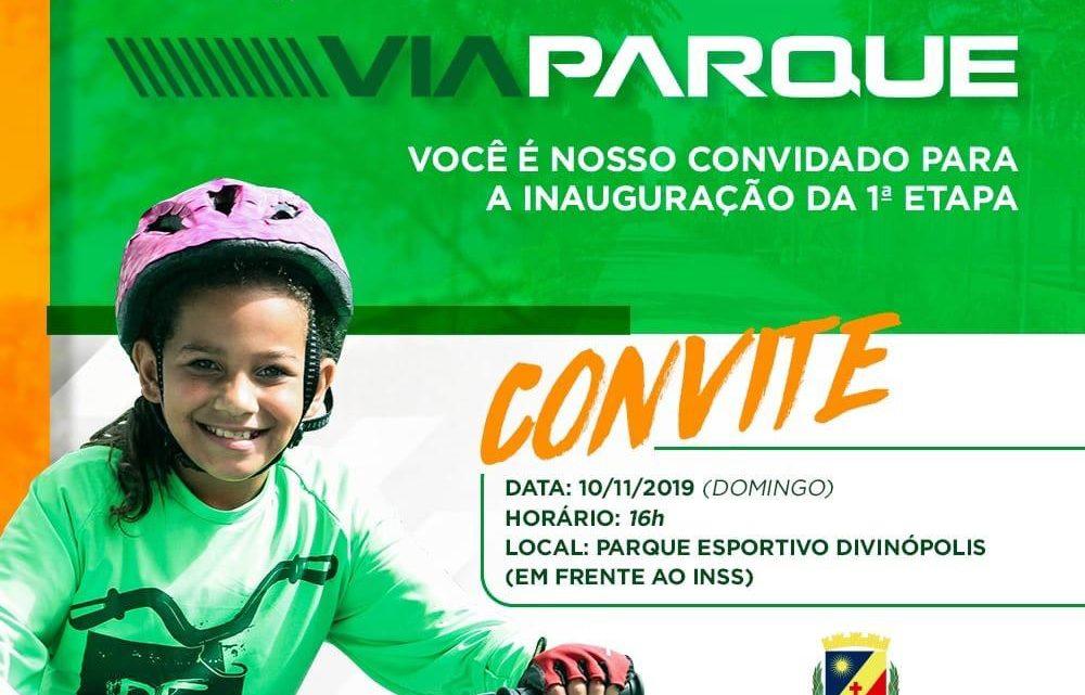 Via Parque será inaugurada neste domingo (10) em Caruaru
