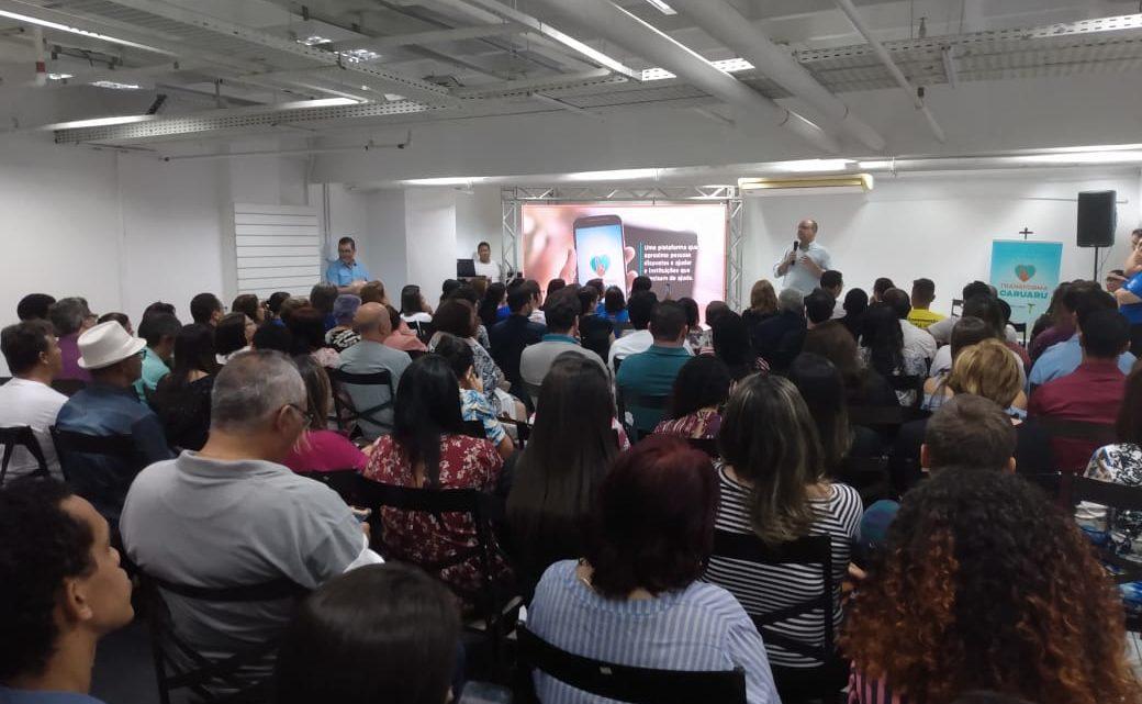Plataforma Transforma Brasil chega à Caruaru