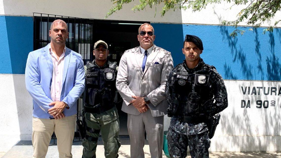 GAEDA identifica e agressor de animal é preso em Caruaru