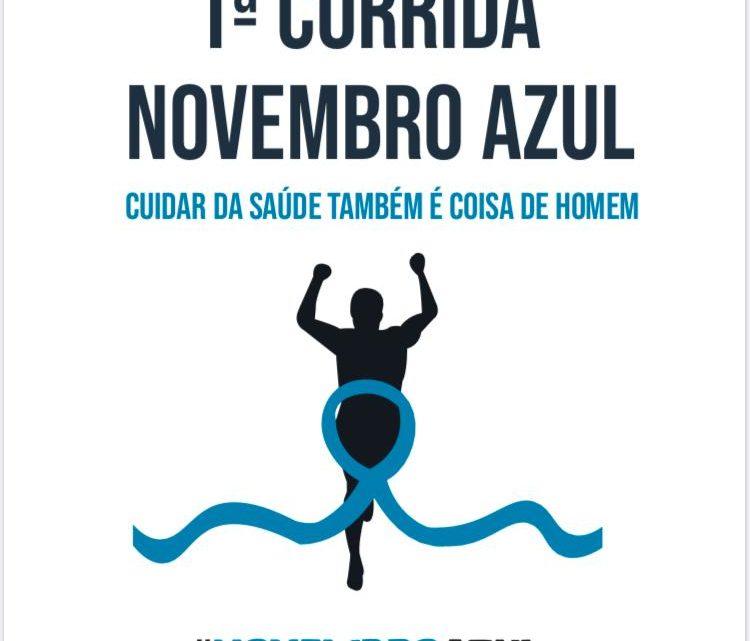 Caruaru realiza 1ª Corrida Novembro Azul no próximo domingo (24)