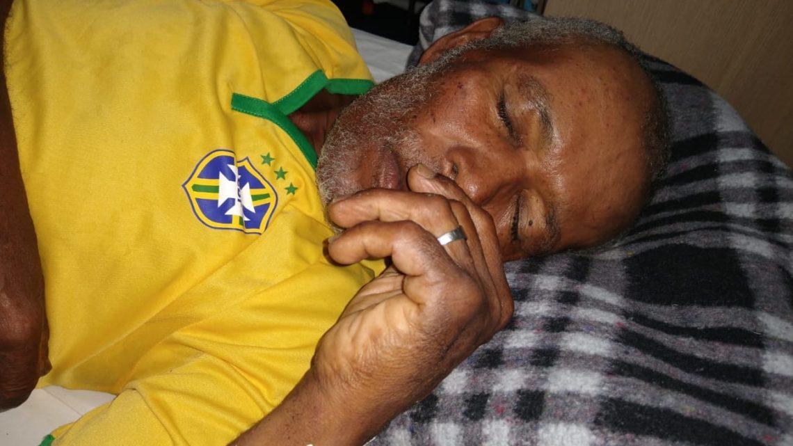 HRA busca família de paciente que encontrava-se em situação de rua em Caruaru