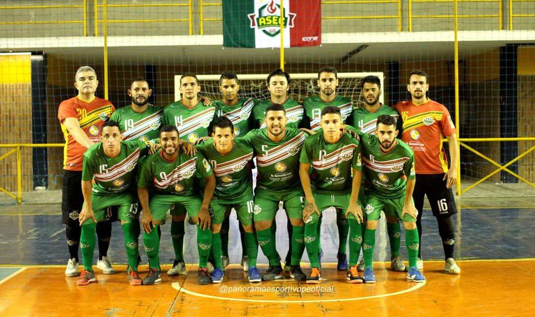 ASEC Caruaru vence LW Arcoverde e está na final do Pernambucano de Futsal Adulto 2019