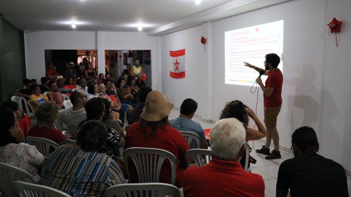 Vereador Daniel Finizola realiza evento de balanço do mandato em Caruaru