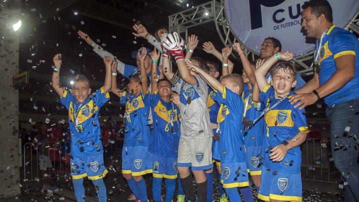 Caruaru City é campeão em três categorias da PE CUP na Arena de Pernambuco