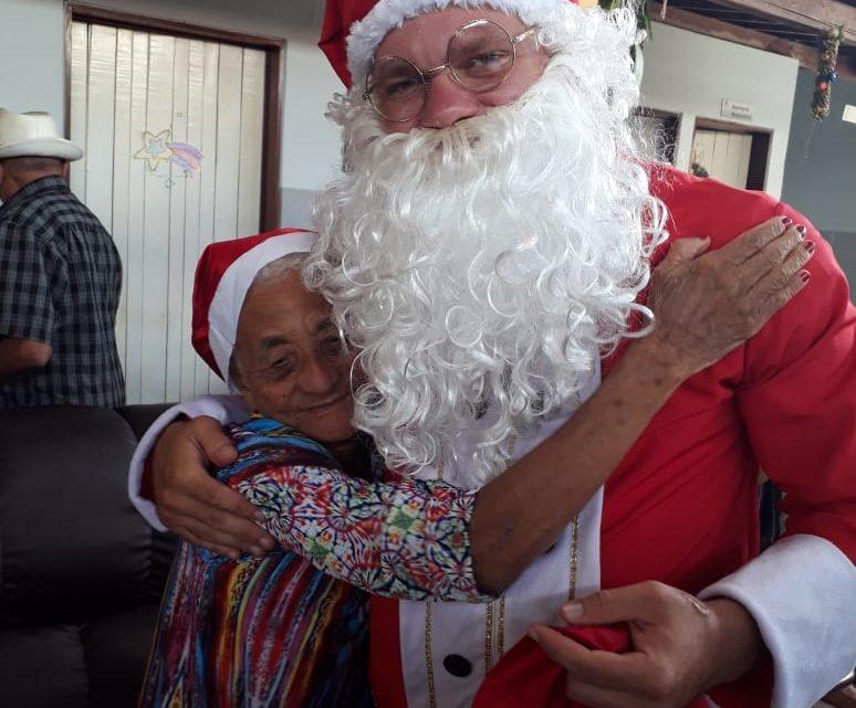 Papai Noel vai entregar presentes aos moradores da Casa dos Pobres São Francisco de Assis