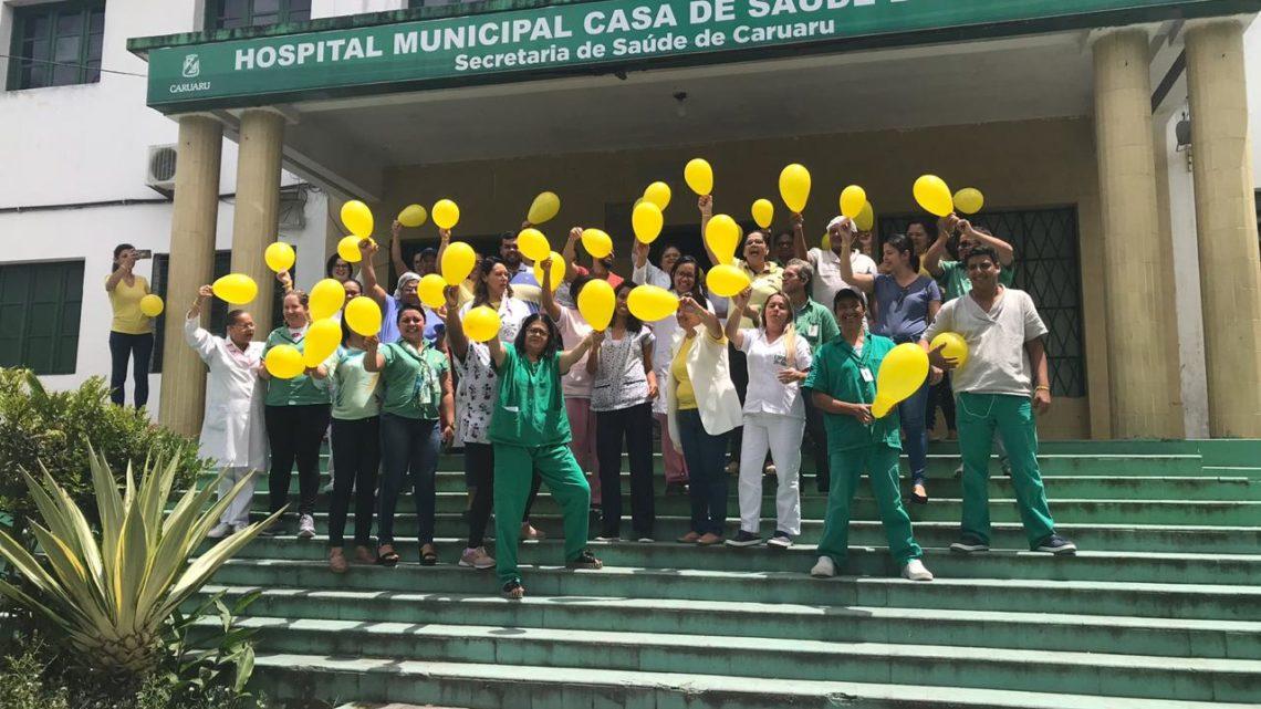 Maratona da Saúde e mutirões para acelerar filas de espera marcam o ano da Secretaria de Saúde de Caruaru