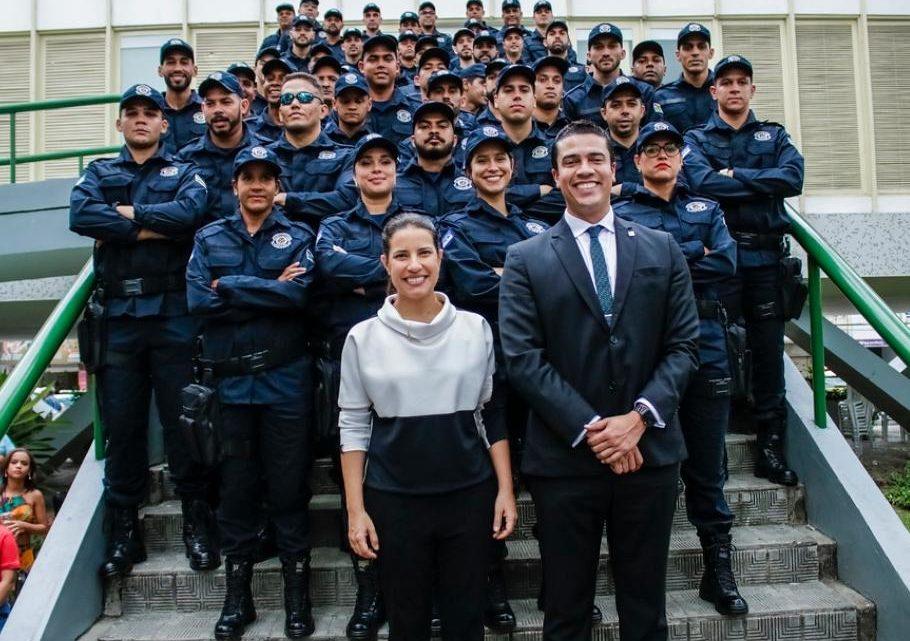 Caruaru recebe mais 50 novos Guardas Municipais nas ruas