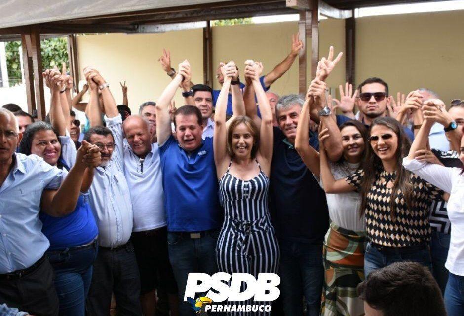 PSDB-PE anuncia pré-candidato de Santa Cruz do Capibaribe durante festa de emancipação