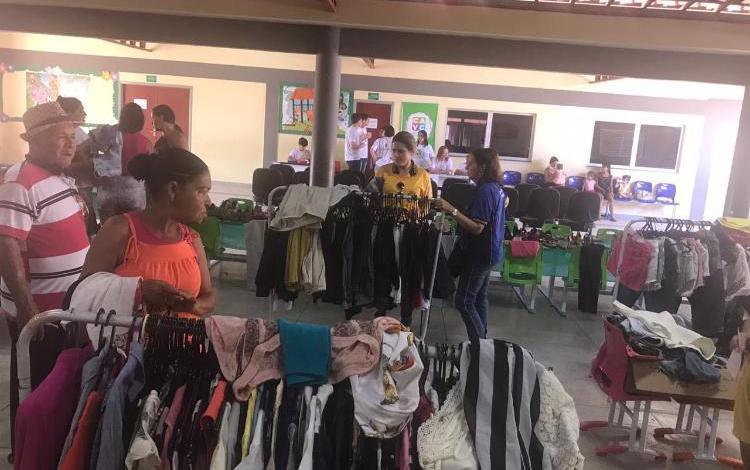 Lions Caruaru realiza bazar extra neste sábado (14)