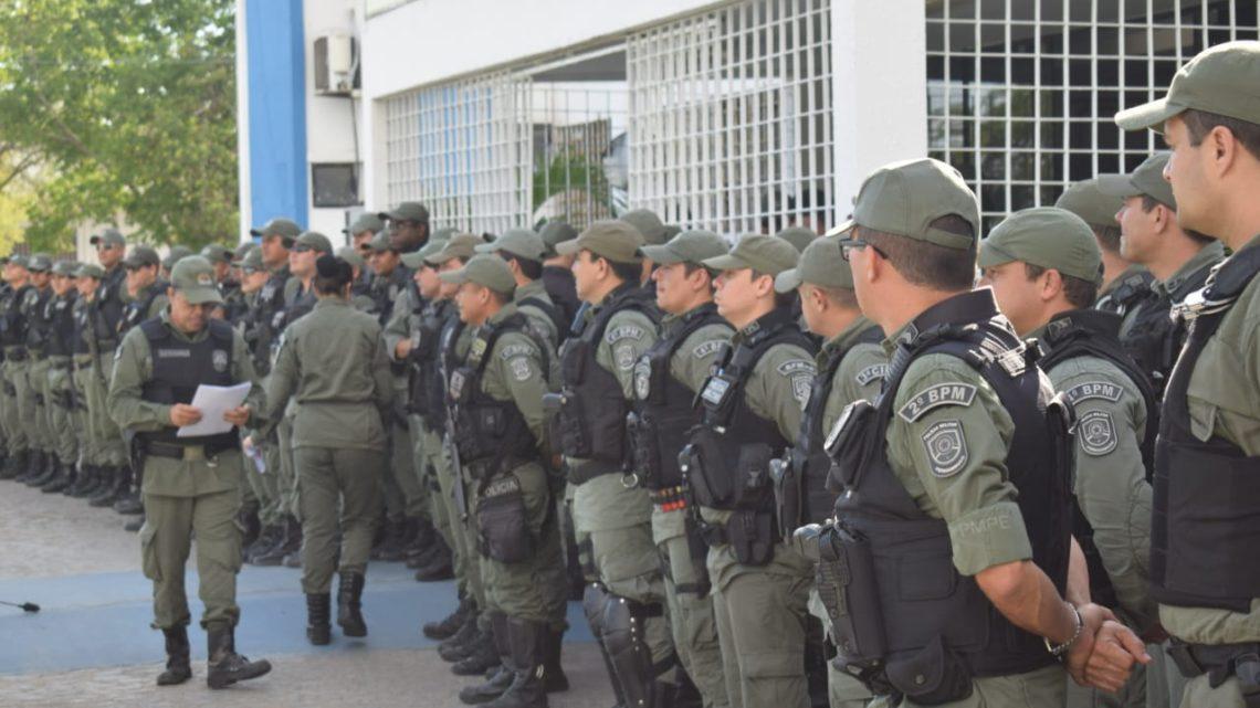 Primeira Operação Impacto Integrado de 2020 é realizada em Caruaru e Região; Confira
