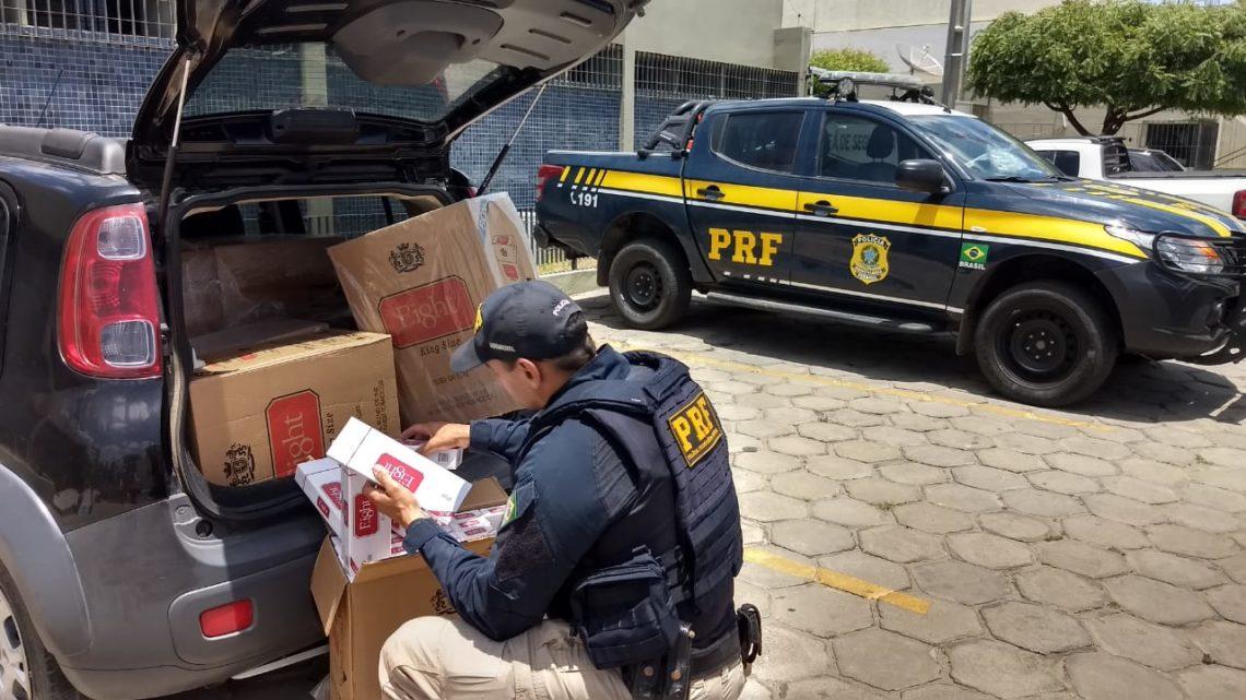 PRF registra quantidade recorde de drogas apreendidas nas rodovias federais de Pernambuco em 2019
