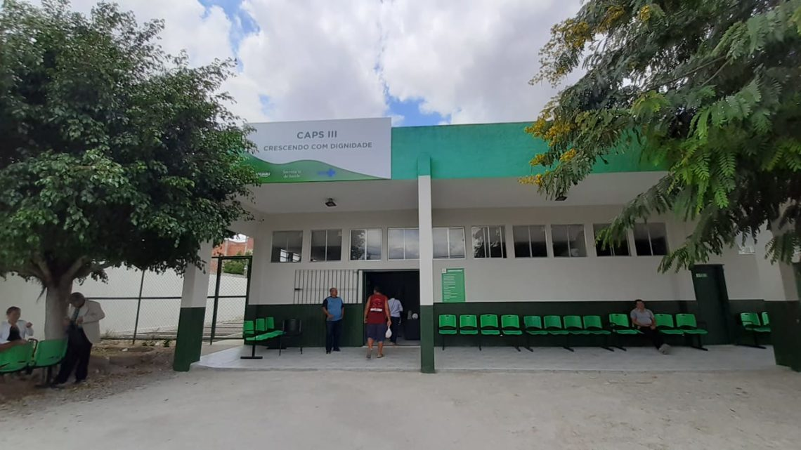 Centro de Atenção Psicosocial de Caruaru funciona 24h por dia