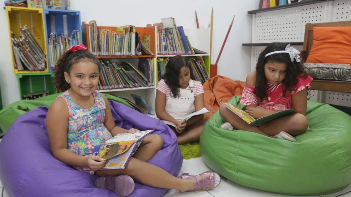 Biblioteca do Sesc Caruaru realiza quarta (22) e quinta (23) o projeto Leitura nas Férias