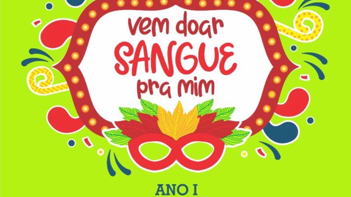 Hemope Caruaru lança campanha de doação de sangue para o carnaval 2020