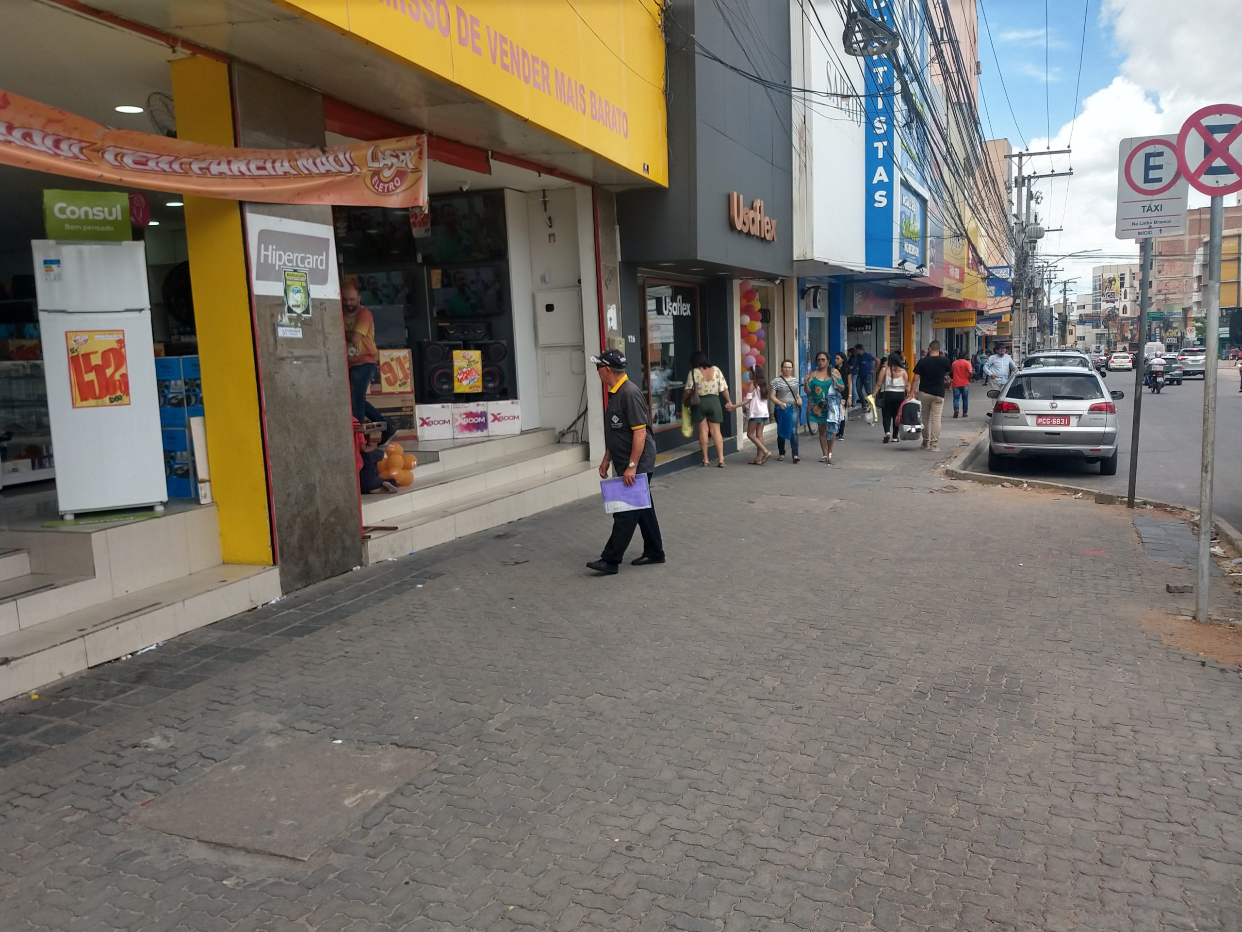 Ruas do centro de Caruaru serão interditadas no para execução de obras