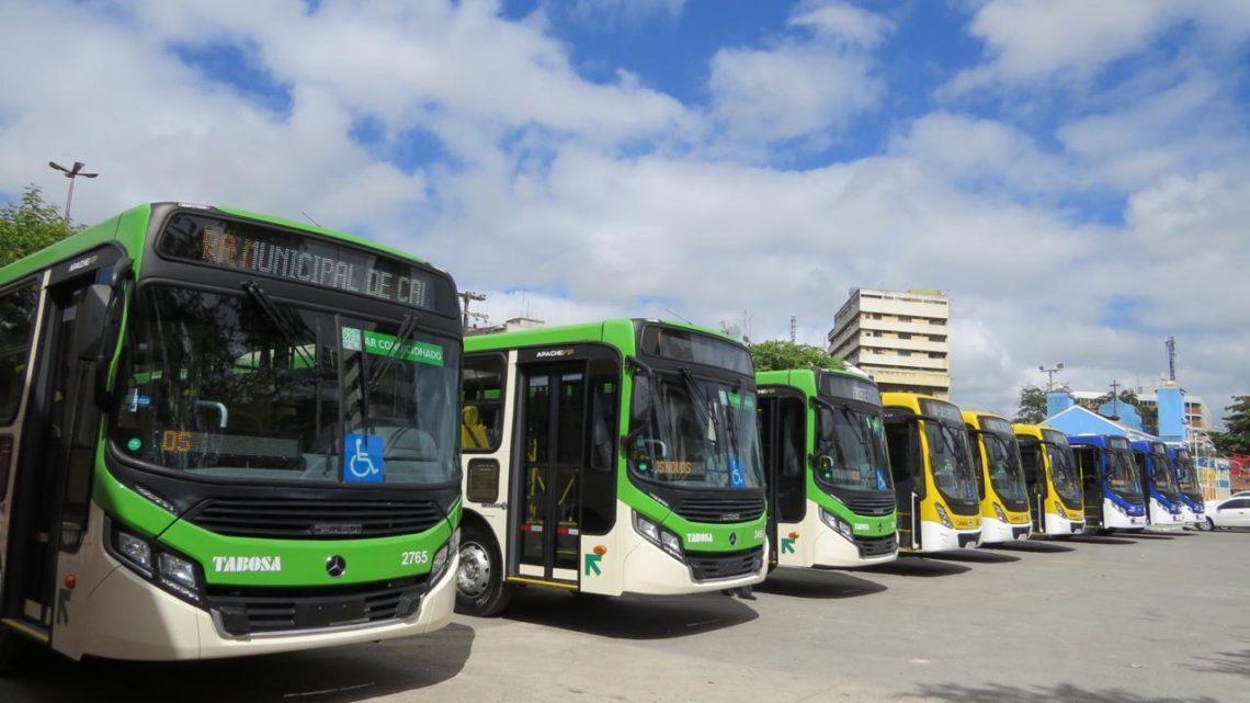 Frota de ônibus será reduzida em Caruaru nesta quinta-feira (26)