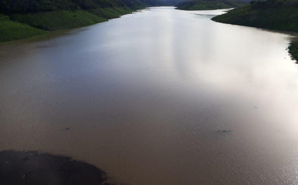 Confira o volume d'água das barragens de Jucazinho e Prata após últimas chuvas