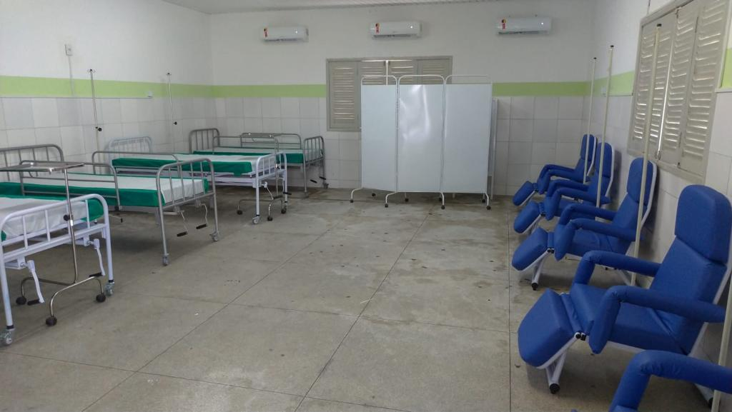 Toritama abre Hospital de Campanha para enfrentar o coronavírus
