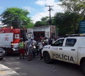 Idoso é baleado na Feira do Troca em Caruaru