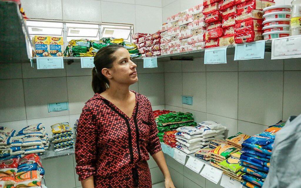 Alunos da Rede Municipal de Caruaru vão receber kit alimentar a partir deste sábado (11)