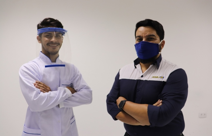 Baterias Moura doarão 100 mil máscaras à população
