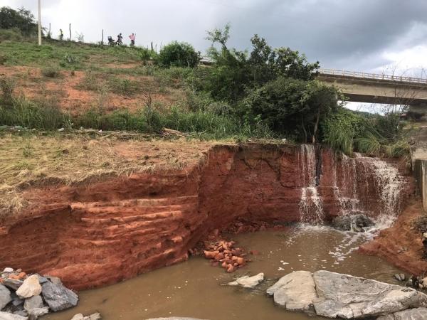 Barragem com risco de romper em Pernambuco e pode atingir cidades de Alagoas
