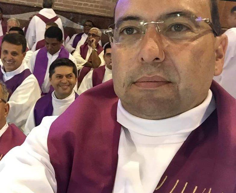 Padre Bosco testa positivo para Covid-19 e Diocese de Caruaru emite nota