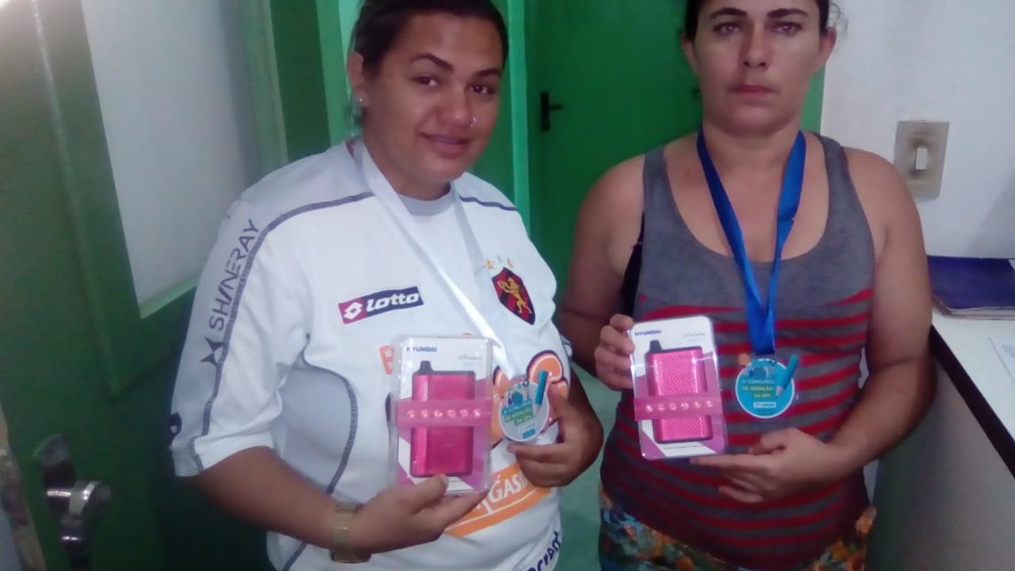 Detentas da Colônia de Buíque vencem concurso de redação