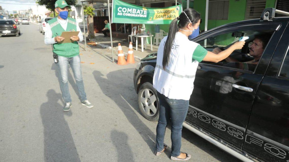 Barreiras Sanitárias de Caruaru entram em nova etapa; Confira