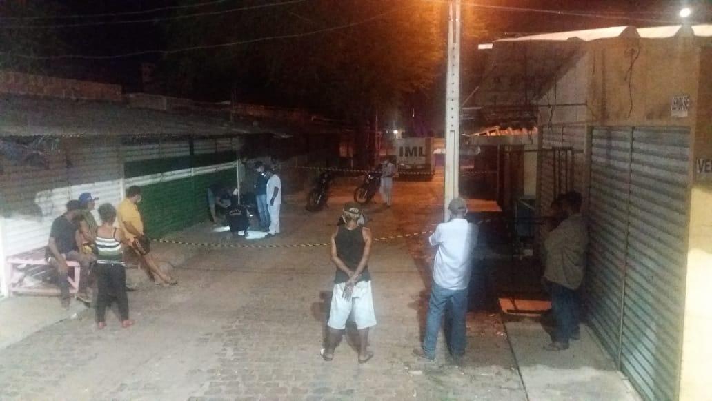 Segundo homicídio registrado em Caruaru neste sábado (11)