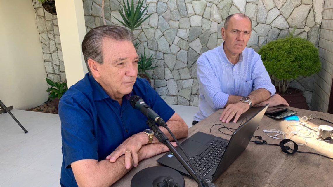 Câmara de Caruaru vai devolver 100 mil reais para a prefeitura usar no combate ao coronavírus