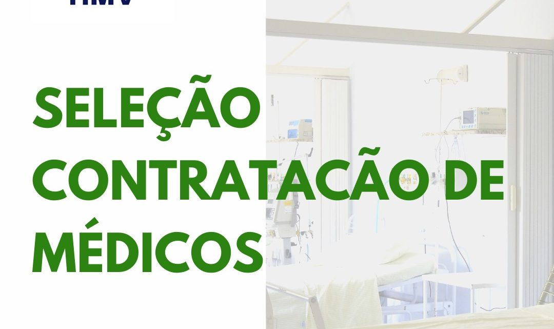 Hospital Mestre Vitalino ABRE processo seletivo para contratação de médicos