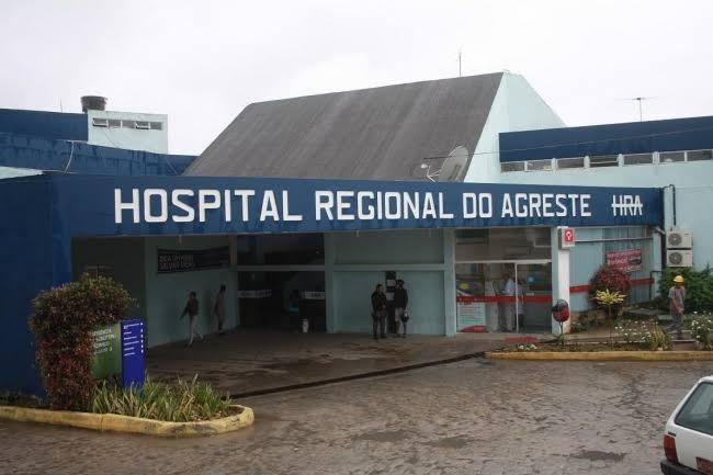 Paciente testa positivo para Covid-19 no HRA em Caruaru