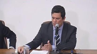 Sérgio Moro pede exoneração do Ministério da Justiça e deixa governo Bolsonaro