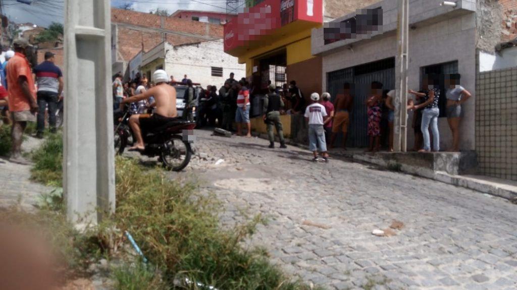 Registradas três tentativas de homicídio em Caruaru