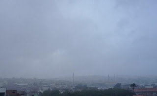 Apac alerta para chuvas fortes no Grande Recife, Zona da Mata e Agreste