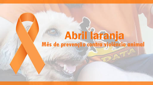 Abril Laranja: Gaeda conscientiza sobre crueldade animal