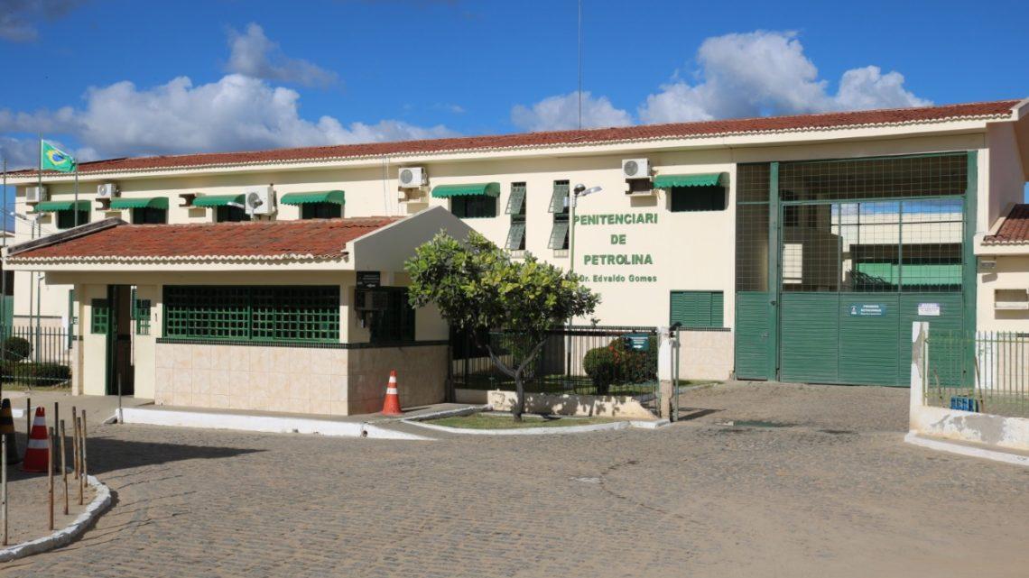 Penitenciária de Petrolina registra 99 casos positivos de Covid-19 e 14 estão recuperados