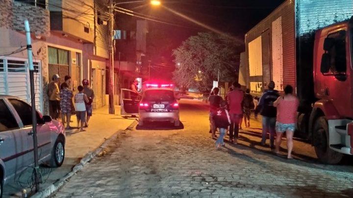 Homem é assassinado a tiros em Caruaru nesse sábado (4)